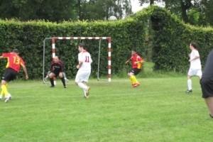 Integration, Fodbold